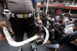 Polisi komitmen bersihkan kota dari preman