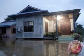 Floods inundate several areas in Kapuas Hulu
