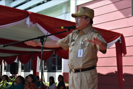 Gubernur Minta Dinas PUPR Tingkatkan Kontribusi Pembangunan