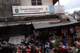 DPRD Singkawang Tinjau Pembangunan Pasar Beringin