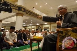 Ribuan warga KKU doakan Palestina