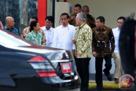 Presiden Resmikan 16 Penyalur BBM 1 Harga