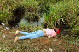 Penemuan mayat perempuan di Kapuas Hulu