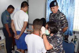 Calon Prajurit Tamtama TNI Al Tes Kesehatan