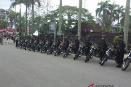 Gelar Pasukan Pengamanan Pilkada Kalbar