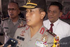 Polda Kalbar gerebek penjual suku cadang ilegal