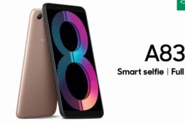 Oppo A83 hadir dengan harga terjangkau