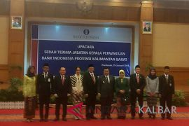 Prijono pimpin Kpw Bank Indonesia Kalimantan Barat