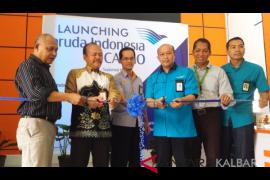 Garuda Indonesia Cargo mulai beroperasi di Kalbar