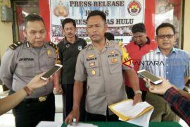 Polisi tangkap pengedar narkoba antarkabupaten