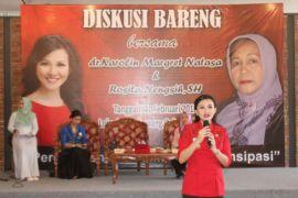 Karolin bagikan tips perempuan sukses di politik