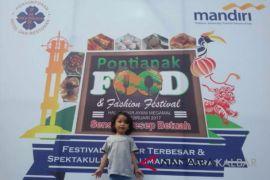 Pemkot apresiasi Pontianak Food Festival 2018