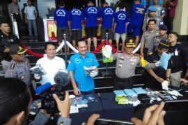 Sindikat narkotika internasional beralih ke Kalimantan