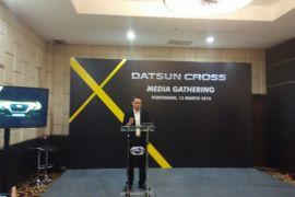 Datsun Cross mulai dipasarkan di Kalbar