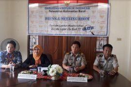 Ombudsman Kalimantan Barat tindak lanjut perjanjian dengan BPN