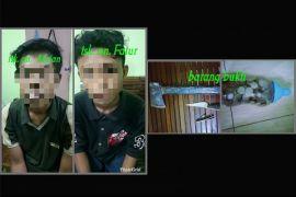 Polisi ringkus remaja pembobol rumah