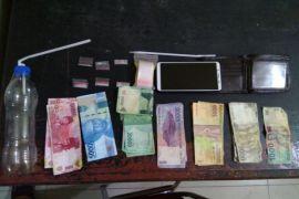 Polisi tangkap pengedar sabu-sabu di Sanggau