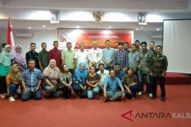 OJK gelar media gathering di Pasir Panjang