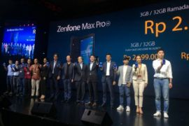 Peluncuran Zenfone Max Pro M1