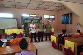 TMMD di Noyan ikut sosialisasikan pelestarian lingkungan