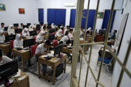 Dua siswa SMP Sambas tidak ikuti Ujian Nasional