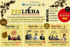 BI gelar Festival Literasi Khatulistiwa