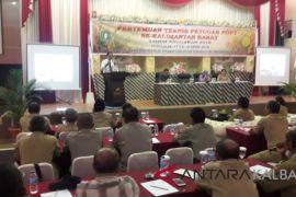 Distan Kalbar sinergikan program petugas POPT