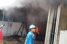Pemilik ruko tewas, penyebab kebakaran belum diketahui