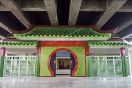 Musholla gaya Tiongkok