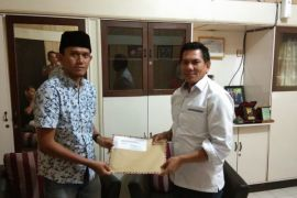Pemuda Sambas laporkan calon komisioner KPU