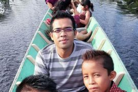 Ihsan bantu masyarakat pedalaman Kalbar dengan teknologi