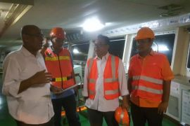 KM Sumetera hadir dorong mobilisasi angkutan kendaraan