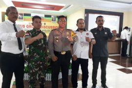 Polres Sanggau gelar FGD untuk pemilu damai