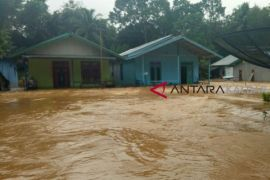 Tagana Kapuas Hulu minta masyarakat waspada banjir