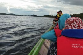 Upaya masyarakat kembangkan wisata alam Danau Laet Sanggau