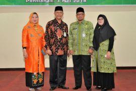 Abdulbar jabat Kepala Kantor Kemenag Kabupaten Melawi