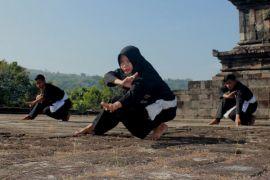 Tim pencak silat Indonesia raih emas di Belgia