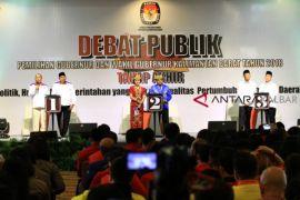 Debat Publik terakhir