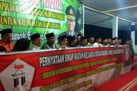 Kapolda apresiasi deklarasi damai yang digelar IKBM Kalbar