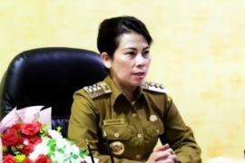 Tjhai Chui Mie lakukan pergantian pejabat awal tahun