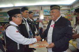 Rusman Ali antar JCH ke Batam