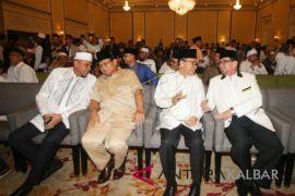 Forum Ijtima ulama rekomendasikan Prabowo Subianto Capres