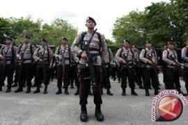 Polres siagakan personel di Kantor KPUD