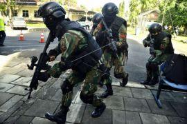 TNI AU dan RSAF  gelar latma camar indopura
