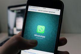 WhatsApp ujicoba hapus tombol meneruskan pesan