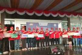 Bank Kalbar sebarkan 80 ribu kartu ATM berlogo GPN