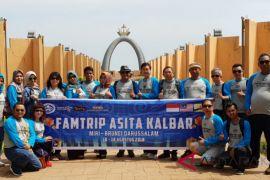 Asita Kalbar jajaki paket wisata di Miri dan Brunai
