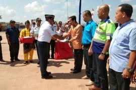 Kementerian Perhubungan beri penghargaan PT WHWAR