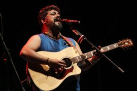 Perfomance Raghu Dixit Project