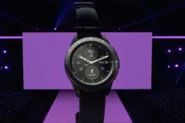 Samsung juga umumkan kehadiran arloji pintar